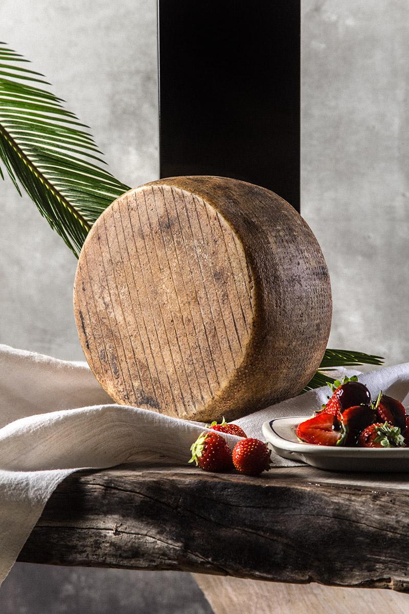 Tuada — Pecorino tradizionale