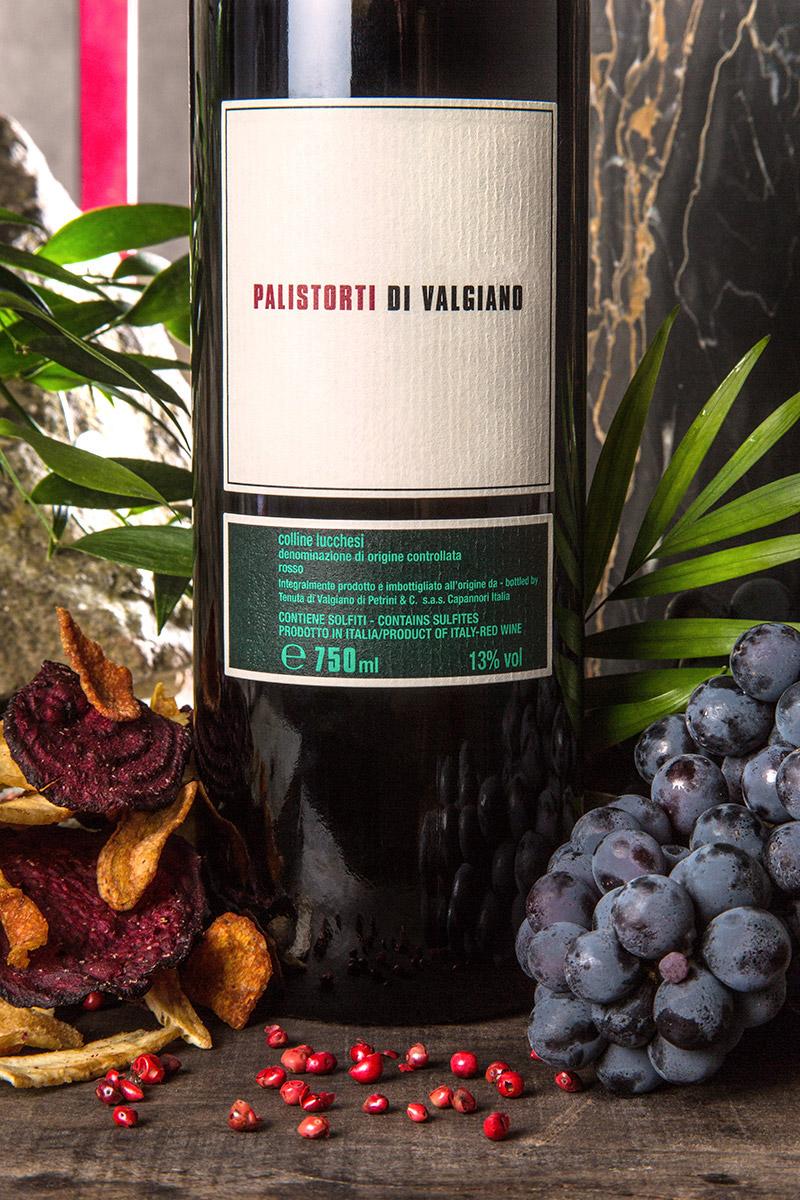 Palistorti 2016 — Vino Rosso