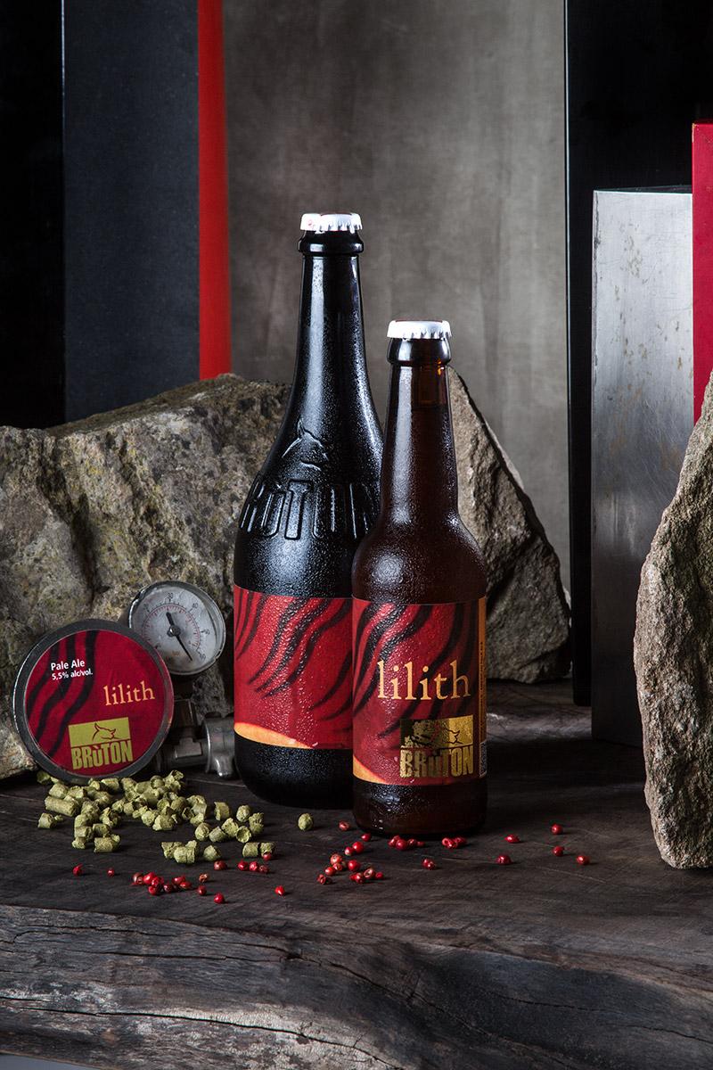 Brùton Lilith — Birra Amber Ale
