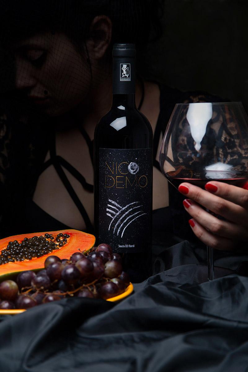 Nicodemo 2017 — Vino rosso