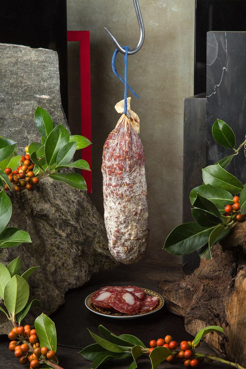 Salame tradizionale toscano
