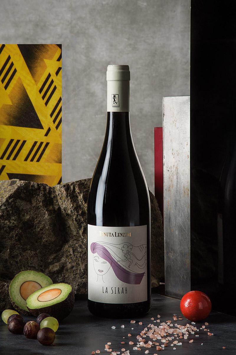 Syrah 2016 — Vino rosso