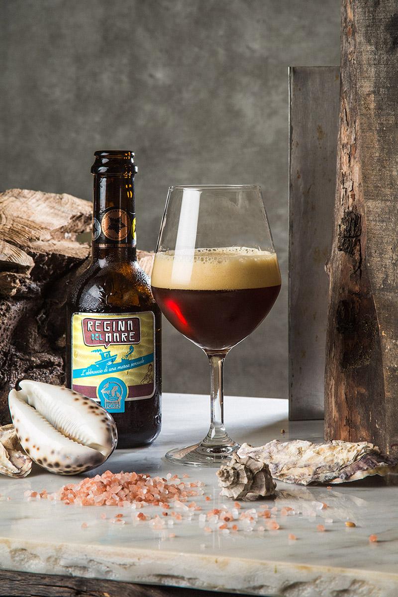 Regina del Mare — Birra scura ad alta fermentazione