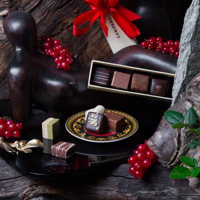 Cioccolatini misti Caniparoli in scatola (10 pz)