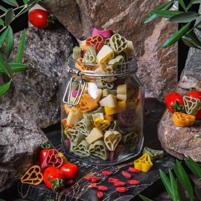 Pasta a Cuori 5 sapori - 100% Semola Toscana