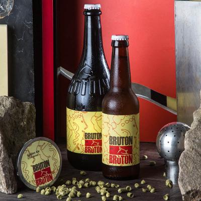 Bruton di Brùton - Birra chiara