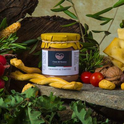 Salsa di fegatini al Tartufo -  Solo Ingredienti Toscani