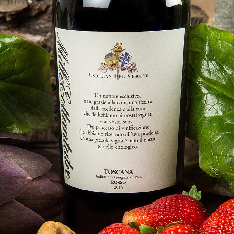 Milleeottantatre 2015 —  Vino Rosso toscana