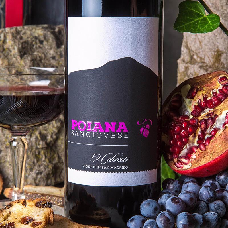 Poiana 2017 — Vino rosso