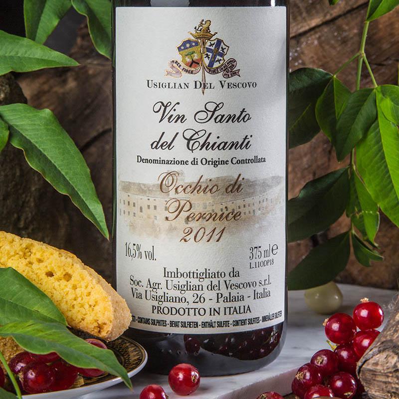 Vin Santo Del Chianti DOCG 2011 —  Occhio di Pernice