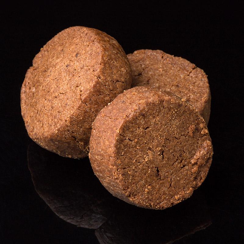 Fortini al cioccolato fondente 70% - Biscotti artigianali della Versilia