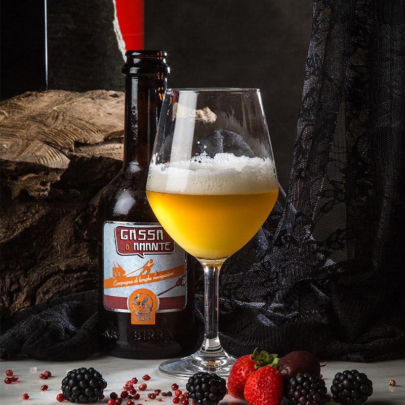 Gassa d'Amante — Birra dorata chiara