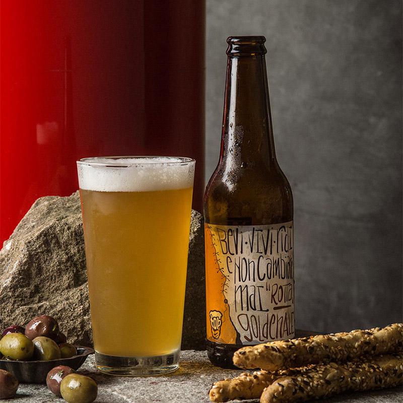 Rotta - Birra chiara