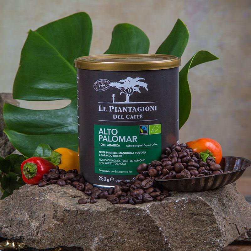 Caffè macinato per moka - Alto Palomar