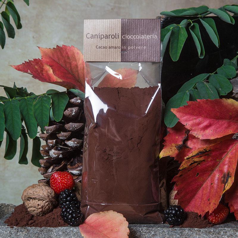 Cioccolato in polvere Caniparoli (cacao)