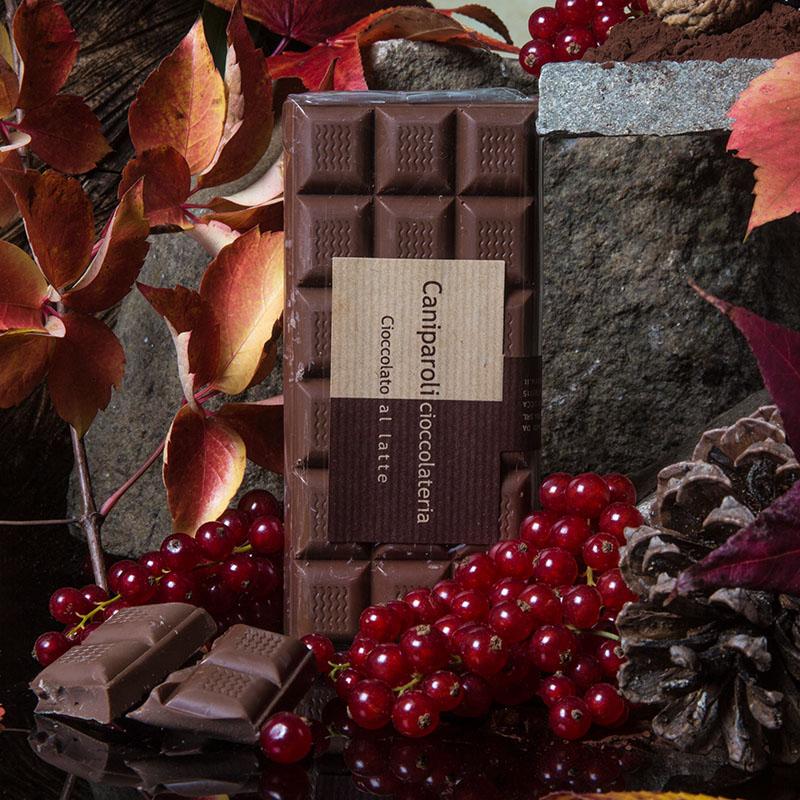 Cioccolato al Latte Caniparoli
