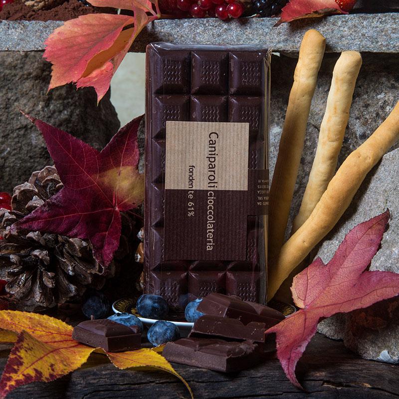 Cioccolato Fondente 61% Caniparoli