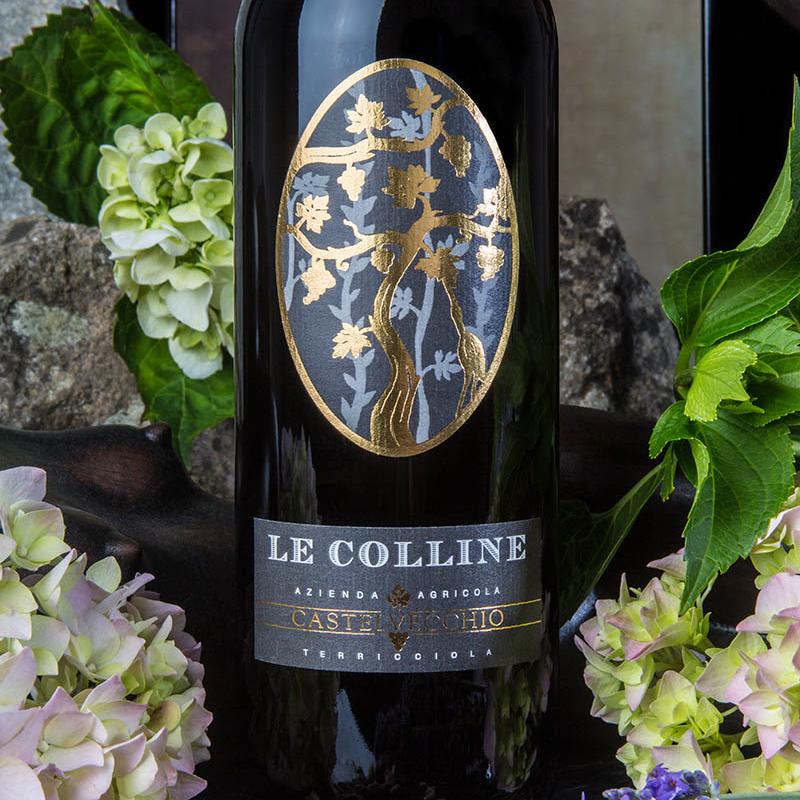 Le Colline —  Vino Rosso DOC 2018