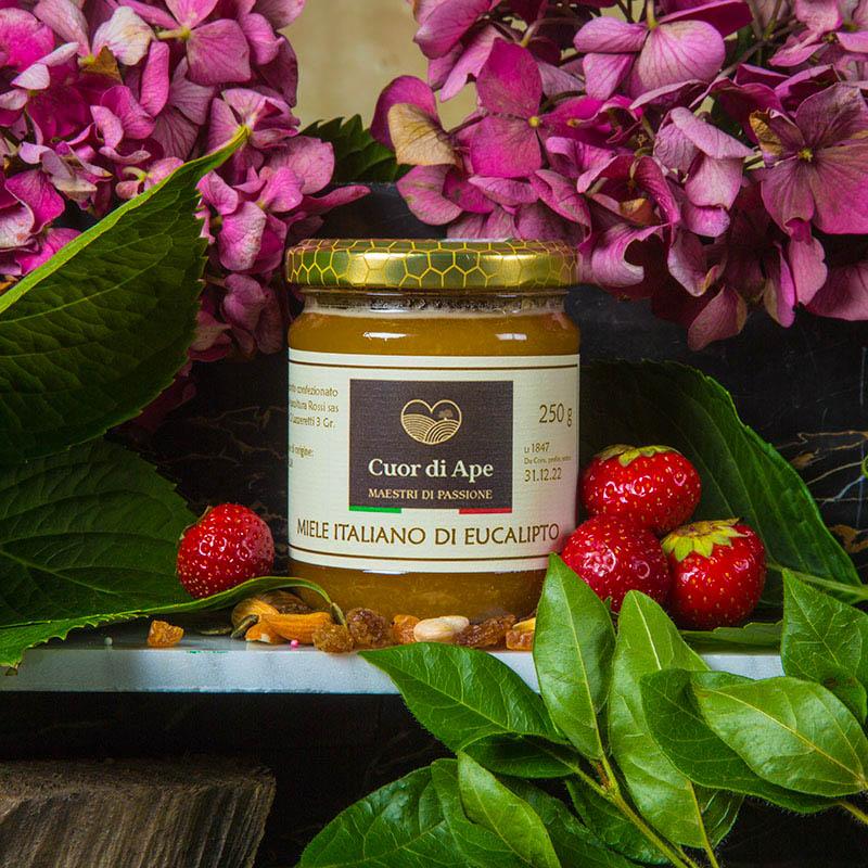Miele Italiano di Eucalipto - Cuor di Ape