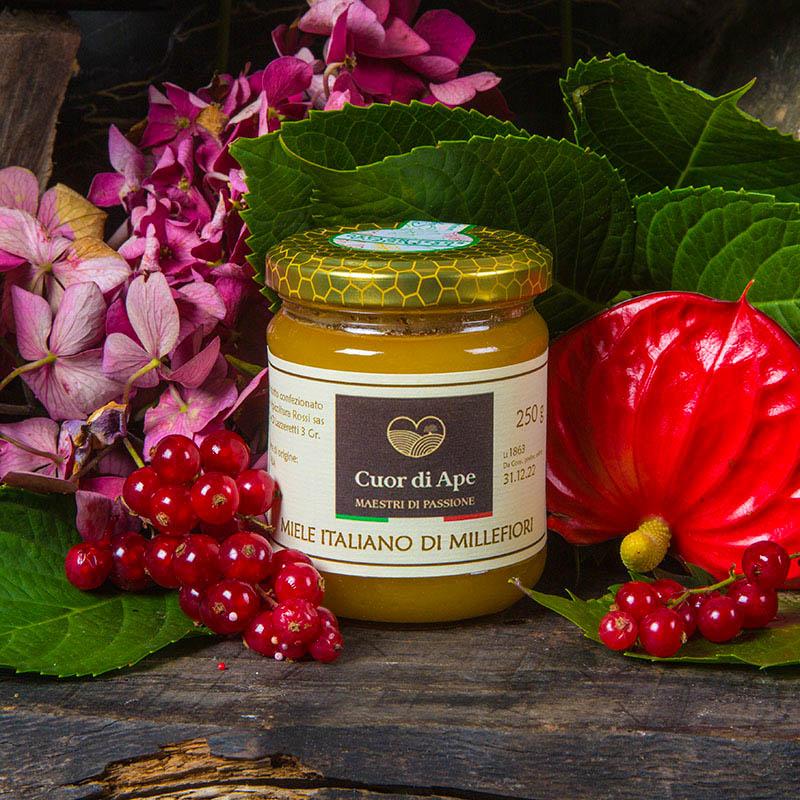 Miele Italiano di Millefiori - Cuor di Ape
