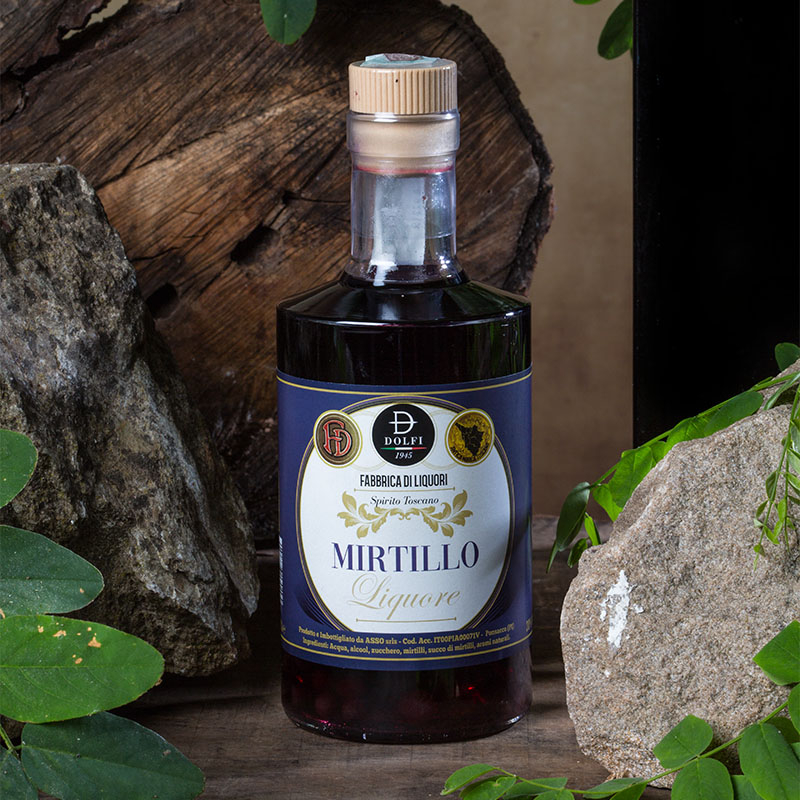 Liquore Mirtillo