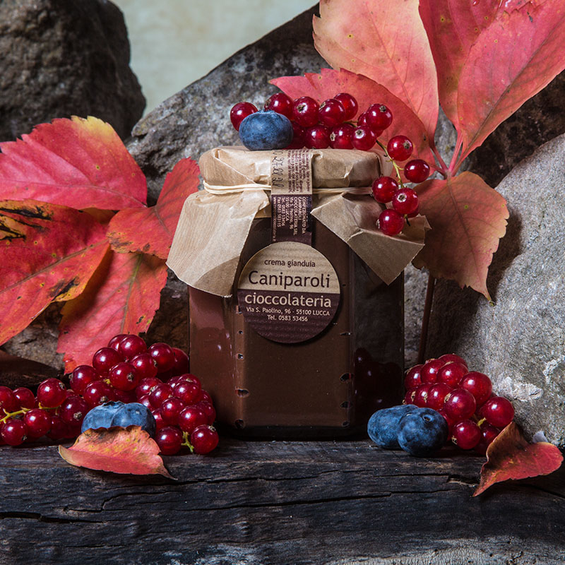 Cioccolato in crema di Gianduia Caniparoli