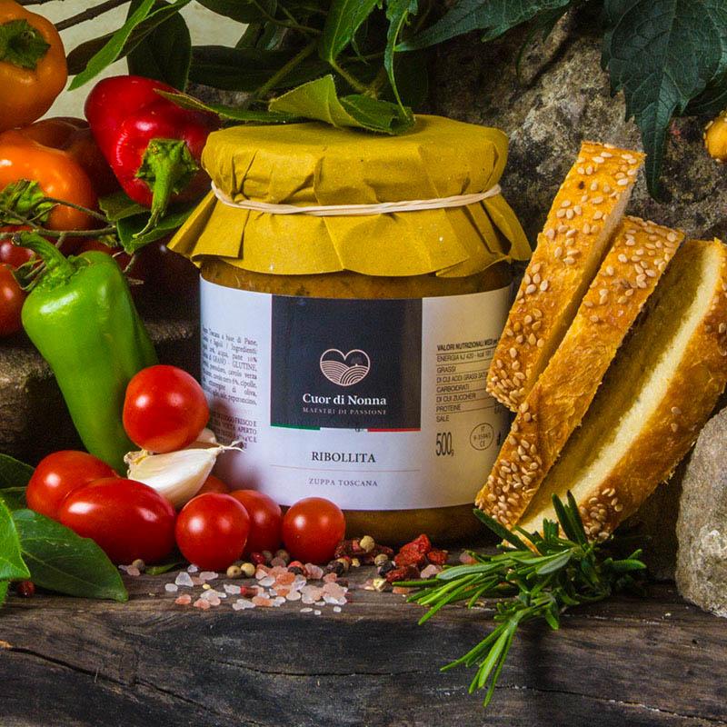 Zuppa Toscana -  Ribollita