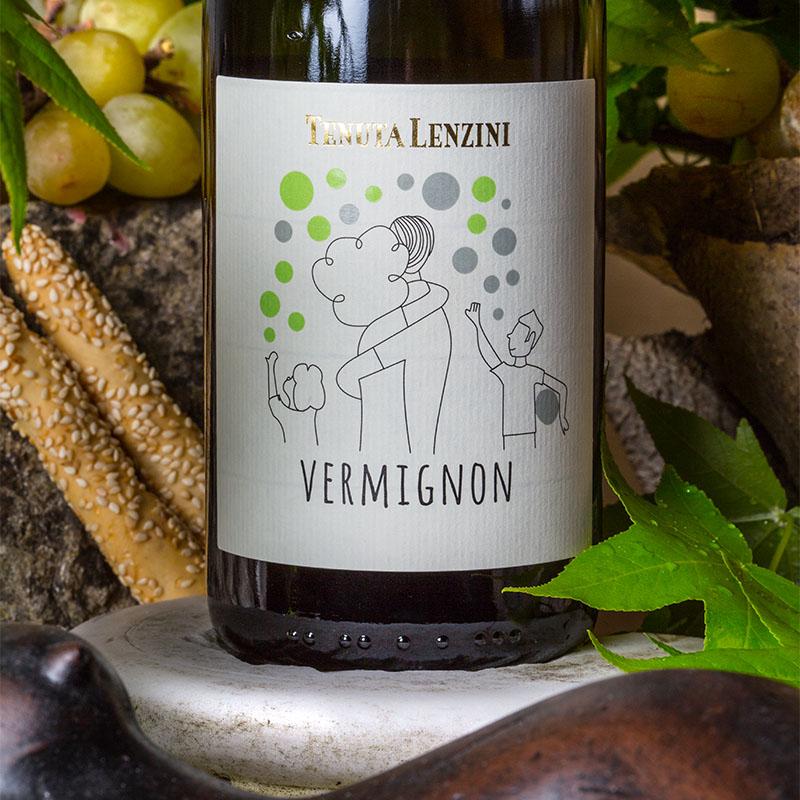 Vermignon 2020 — Vino bianco IGT