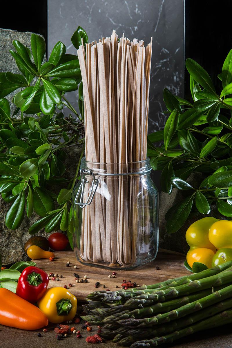 Fettuccine di Farro - 100% Semola Toscana