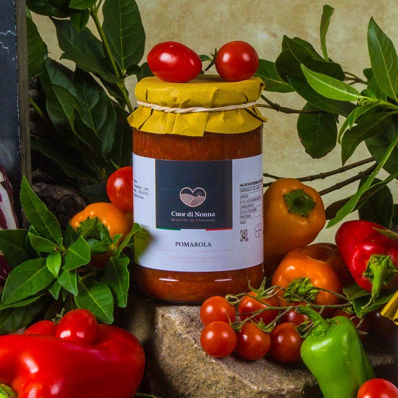 Pomarola  -  Solo Ingredienti Toscani