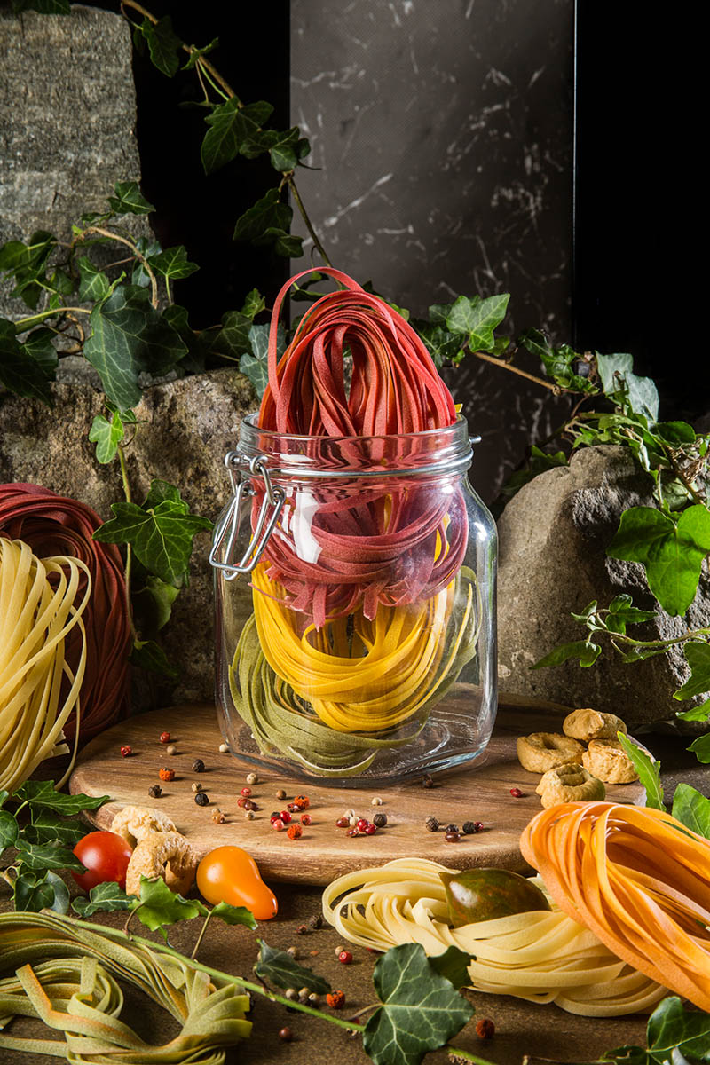 Tagliatelle ai 5 Sapori — 100% Semola Toscana