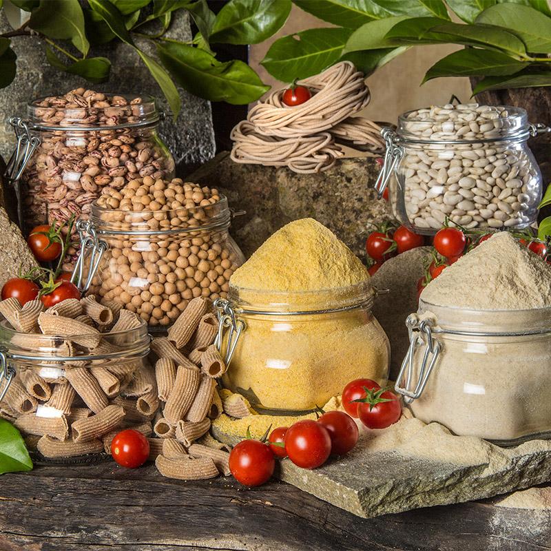 Farine e Legumi toscani